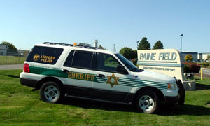 Deputy Vehicle